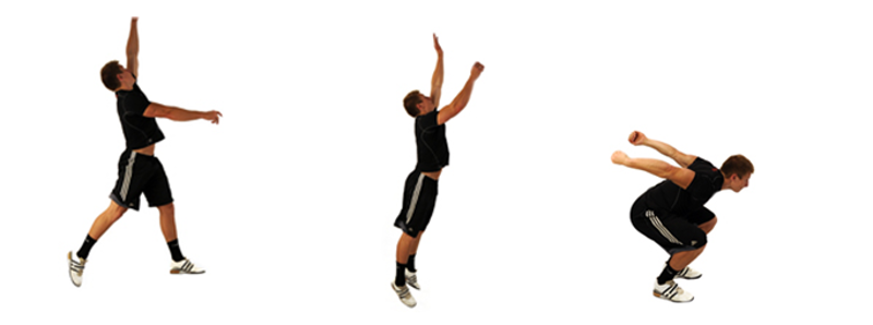 Vertical Jump workout