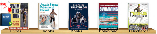livre ebooks books triathlon natation