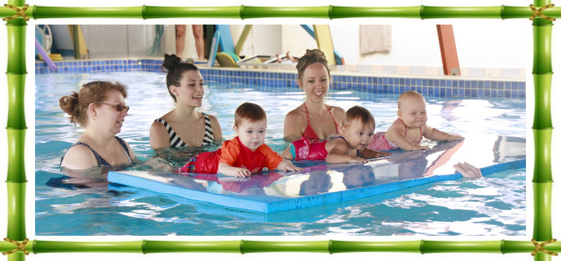 cours bebes nageurs piscine 06