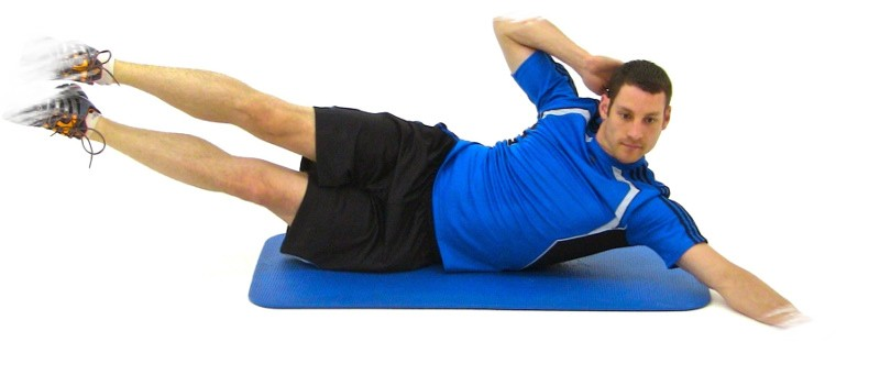 The best Abdominal exercises & Complete Abdominal Ball Workout