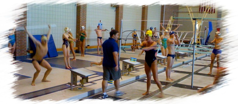 Strength and Conditioning for Swimming