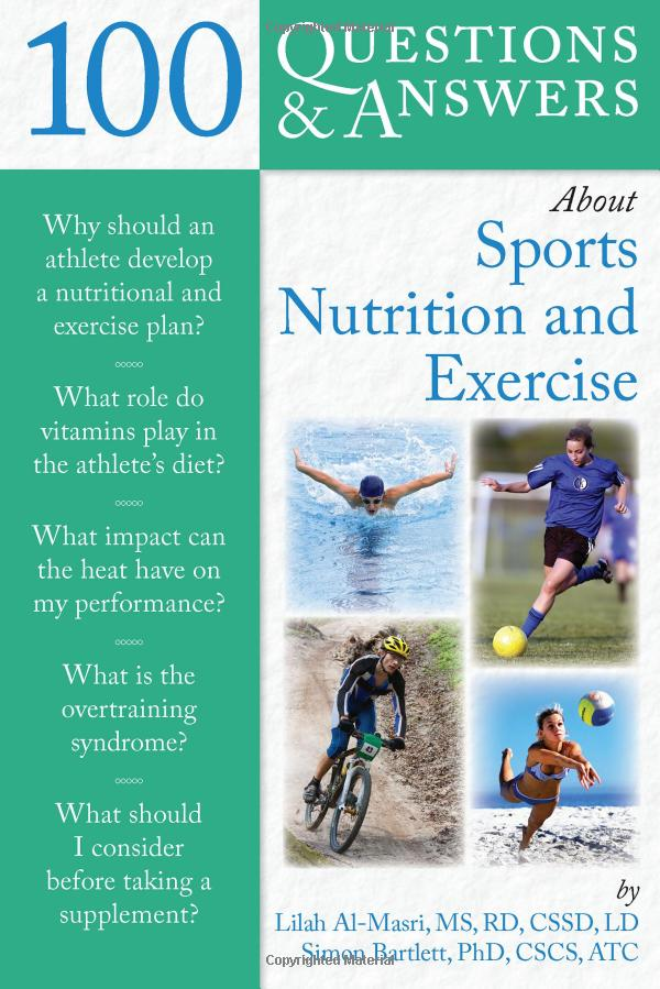 100 Questions And Answers About Sports Nutrition