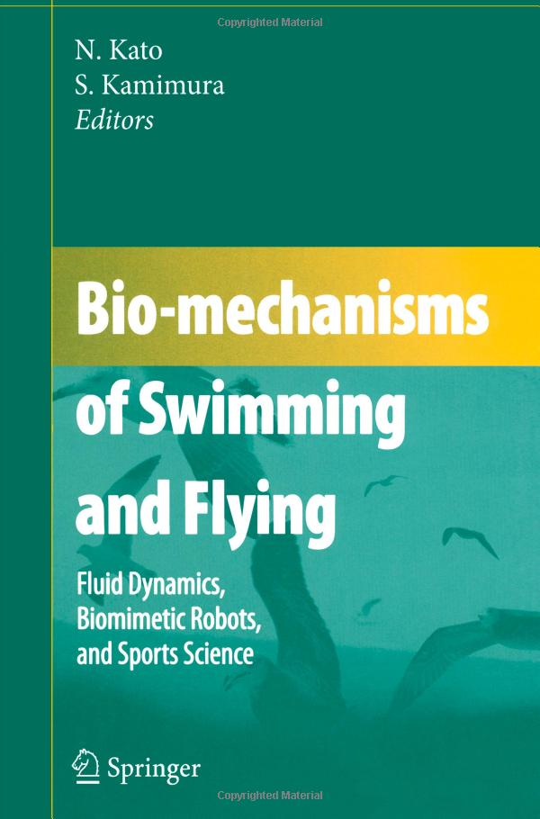 Z-book: - Bio-Mechanisms of Swimming and Flying