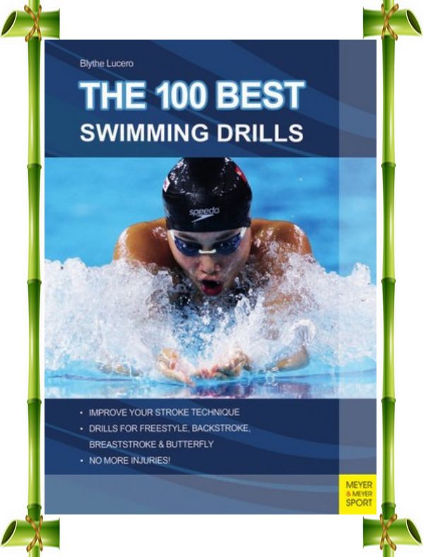 book The 100 Best Swimming Drills Blythe Lucero